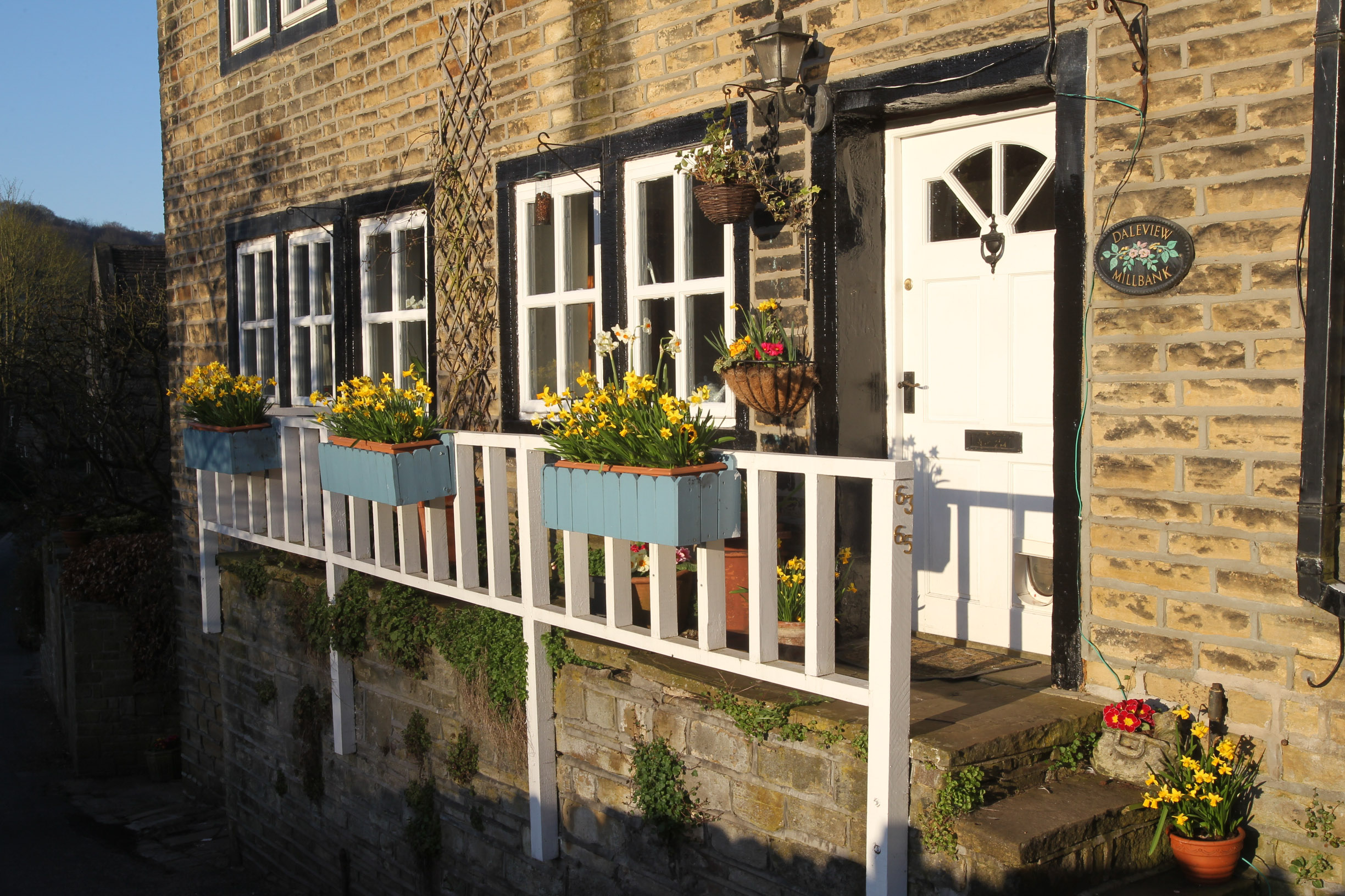 Mill Bank Village, West Yorkshire