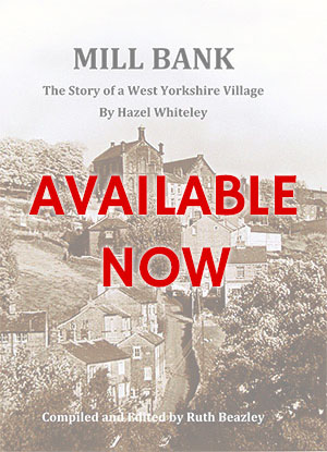 Mill Bank Book Out Now